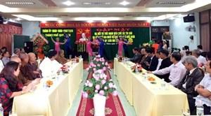 TP Quy Nhơn (Bình Định): Gặp mặt trí thức, doanh nhân, chức sắc tôn giáo tiêu biểu