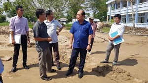 Trà Vinh: Tăng cường vận động người dân góp sức xây dựng nông thôn mới
