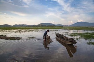 Trải nghiệm Hồ Lăk