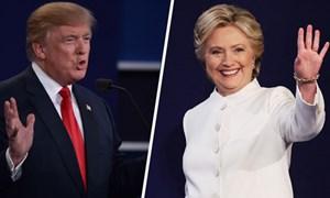 Tranh luận vòng 3 Trump-Clinton: Ván bài tất tay