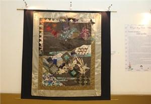Tranh vải - một vẻ đẹp đến từ Nhật Bản
