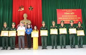 Trao giải cuộc thi về biên giới và truyền thống Bộ đội Biên phòng