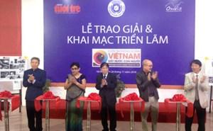 Trao giải cuộc thi 'Việt Nam–Đất nước con người'