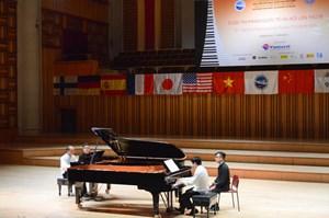 Trao giải Festival Piano Quốc tế Hà NộiTrao giải Festival Piano Quốc tế Hà Nội