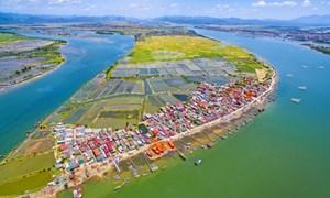 Trao giải và triển lãm cuộc thi ảnh 'Dòng sông Việt'