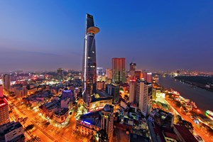 Trên dưới một lòng xây dựng Thành phố Hồ Chí Minh giàu đẹp