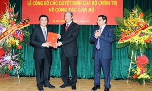 GS.TS Nguyễn Xuân Thắng là Giám đốc Học viện Chính trị Quốc gia Hồ Chí Minh