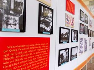 Triển lãm ảnh 'Đất nước, con người xứ Quảng'
