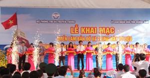Triển lãm 'Hoàng Sa, Trường Sa của Việt Nam - Những bằng chứng lịch sử và pháp lý'