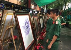 Triển lãm sách, ảnh về các tướng lĩnh Quân đội nhân dân Việt Nam