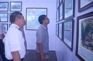 Đưa triển lãm tư liệu Hoàng Sa, Trường Sa về địa bàn nông thôn Nam Định