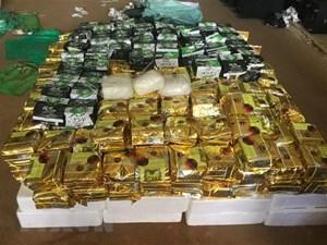 Triệt phá đường dây buôn bán, tàng trữ ma túy số lượng cực lớn