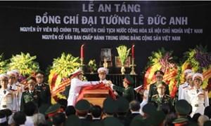 Triều Tiên gửi điện chia buồn khi Đại tướng Lê Đức Anh từ trần