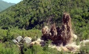 Triều Tiên sắp cho thanh sát viên quốc tế tiếp cận Punggye-ri
