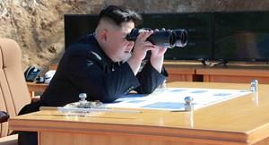 Triều Tiên tuyên bố vừa thử nghiệm 'vũ khí có điều khiển' mới