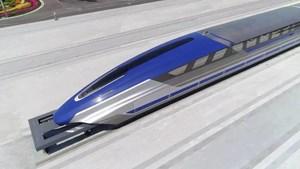 Trung Quốc tạo bước đột phá trong công nghệ tàu đệm từ siêu tốc