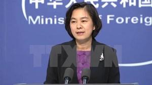 Trung Quốc từ chối bình luận về việc cải tạo trên khu vực ở Biển Đông