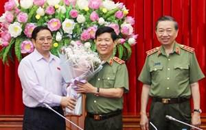 Bổ sung Trung tướng Nguyễn Văn Sơn vào Thường vụ Đảng ủy Công an TW