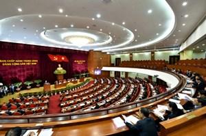 Trung ương thảo luận về kết quả kiểm điểm của Bộ Chính trị, Ban Bí thư