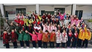 Trường tiểu học có 28 cặp sinh đôi, sinh ba