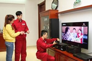 Truyền hình trả tiền đạt hơn 13 triệu thuê bao trên toàn quốc