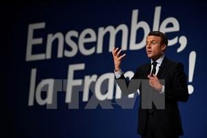 Truyền thông Nga định kiện ứng viên Tổng thống Pháp Emmanuel Macron