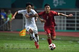 Truyền thông quốc tế đánh giá cao bản lĩnh của Olympic Việt Nam