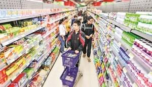 Áp lực cạnh tranh trên thị trường bán lẻ