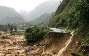 Lai Châu: Mưa lũ đột ngột đổ về gây thiệt hại lớn