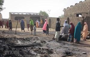 Phiến quân Boko Haram giết hại 23 người tại Nigeria