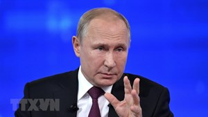Tổng thống Nga khẳng định sẵn sàng đối thoại với Ukraine