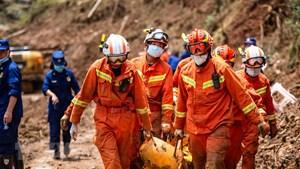 Hơn 50 người chết và mất tích do sạt lở đất đá tại Trung Quốc