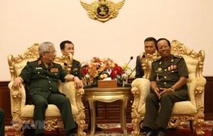 Đối thoại Chính sách Quốc phòng Việt Nam-Campuchia lần thứ 4