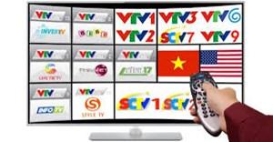 Từ 15/8, ngừng phát sóng truyền hình tương tự tại 15 tỉnh