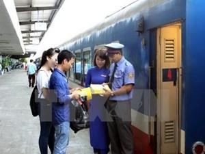 Từ 1/6 sẽ khai trương tàu khách nhanh tuyến Hà Nội - Vinh