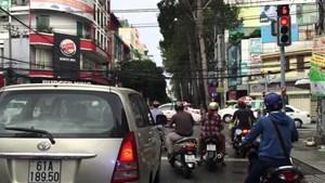 Từ 1/8, xe máy vượt đèn đỏ bị phạt nặng