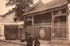 Tu bổ di tích Hội quán Quảng Đông