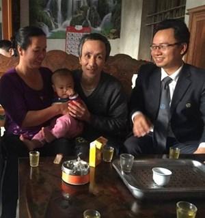 Tử tù Hàn Đức Long: 'Tôi mừng đến không ngủ được'
