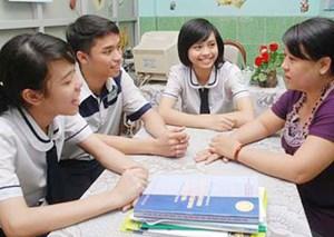 Tư vấn tâm lý học sinh: Tiếp thu có chọn lọckinh nghiệm từ nước ngoài