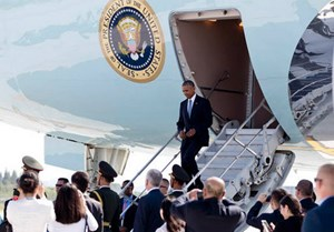 Tuần lễ khó khăn của Tổng thống Obama