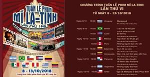 Tuần phim Mỹ Latinh tại Việt Nam