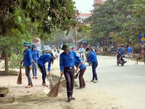 Tuổi trẻ xung kích, tình nguyện phát triển kinh tế - xã hội