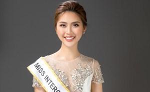 Tường Linh tham dự Hoa hậu liên lục địa 2017