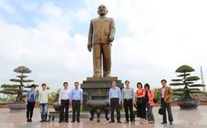 Tưởng nhớ cố Tổng Bí thư Trường Chinh-người sáng lập báo Cứu Quốc-Đại Đoàn Kết