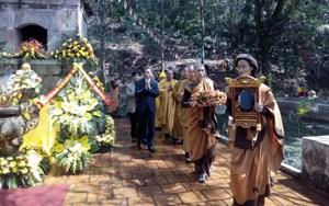 Tưởng niệm 687 năm ngày viên tịch của Đệ nhị tổ Thiền phái Trúc Lâm Pháp Loa Tôn giả