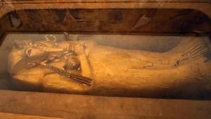 Phục hồi quan tài của Vua Tutankhamun lần đầu tiên trong gần 100 năm