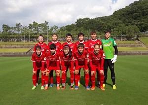 Tuyển bóng đá nữ Việt Nam được đặc cách ở vòng loại Olympic 2020