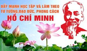 Tuyển chọn giải thưởng nhiếp ảnh 'Học tập và làm theo tư tưởng, đạo đức phong cách Hồ Chí Minh'