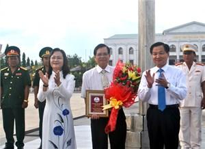 Tuyên dương 6 tập thể xuất sắc trong học tập và làm theo tư tưởng, đạo đức, phong cách Hồ Chí Minh