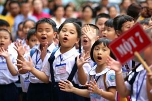 Tuyển sinh đầu cấp ở Hà Nội: Duy trì 2 phương thức